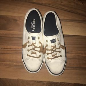 SeaCoast Canvas Women's Sperry's